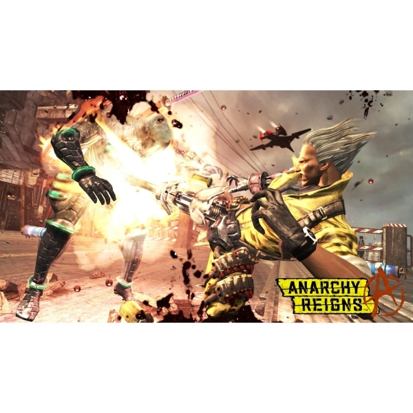 Anarchy Reigns Xbox 360 Game - Image 5