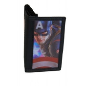 Age of Ultron Captain America Velcro Wallet