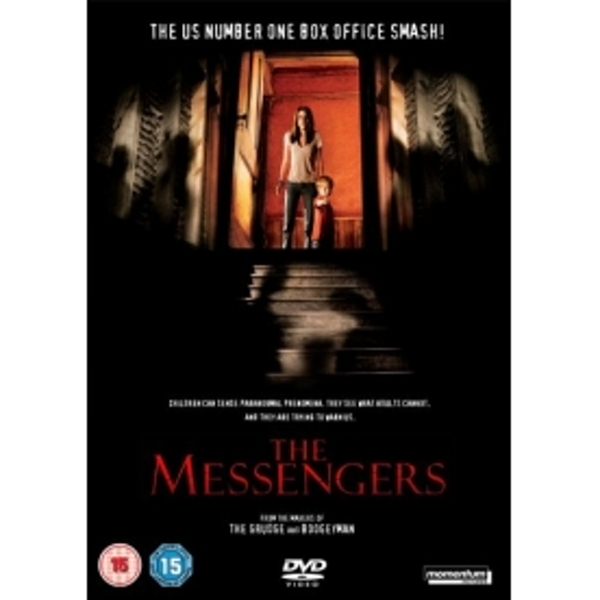 The Messengers DVD