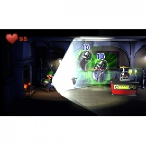 Luigis Mansion 2 Dark Moon Game 3DS (Selects) - Image 5