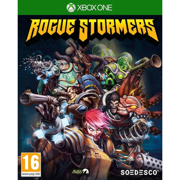 Rouge Stormers Xbox One Game
