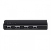 Belkin 4-port USB 2.0 Hub Ultra-slim Series