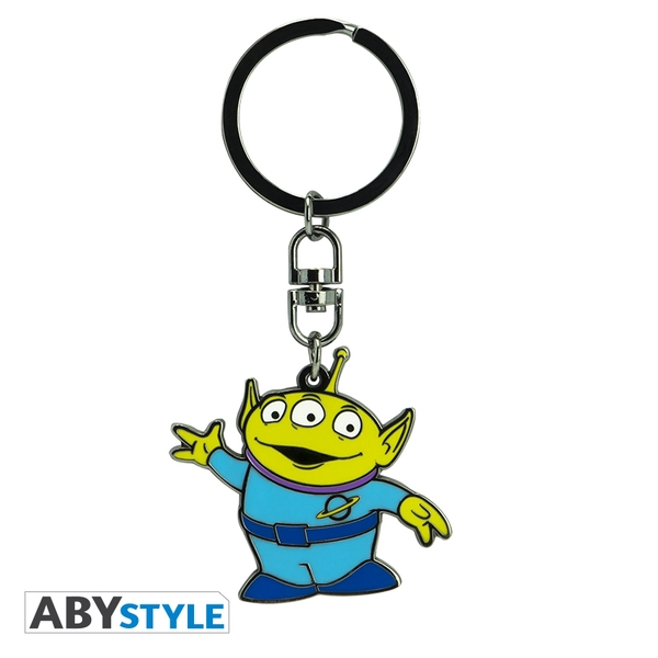 Disney - Toy Story/Alien Metal Keyring