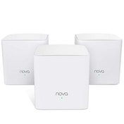 Tenda Nova MW5s-3 Whole Home Wi-Fi Mesh Router System - 3 Pack UK Plug