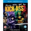 Kick-Ass 2 Blu-ray   UV copy