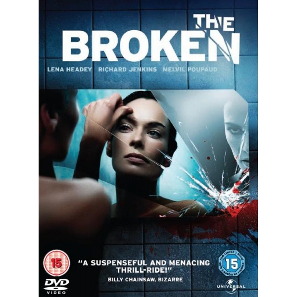 The Broken DVD