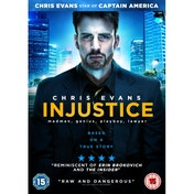 Injustice DVD