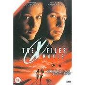 The X-Files Movie DVD