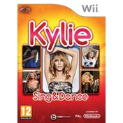 Kylie Sing and Dance Game Wii [Used]
