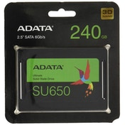 ADATA Ultimate SU650 internal solid state drive 2.5