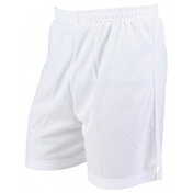 Precision Attack Shorts 18-20 Inch Waist - White