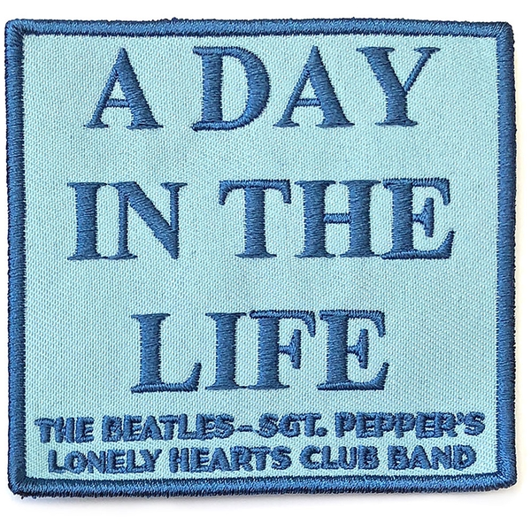 The Beatles - A Day In The Life Standard Patch