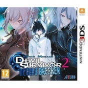 Shin Megami Tensei Devil Survivor 2 Record Breaker 3DS Game