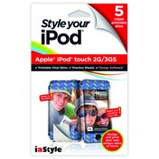 Style your iPod - Inkjet printable skins for the Apple iPod Touch 2g and 3GS