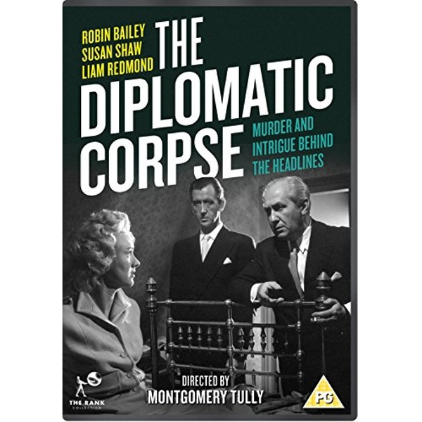 The Diplomatic Corpse (1958) DVD
