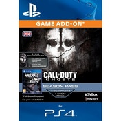 Call of Duty Ghosts Season Pass PS4 PSN Digital Download