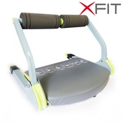 Ex-Display XFit Smart 6 in 1 Core Ab Wonder Workout Machine Home Training Exercise System Used - Like New