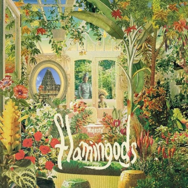 Flamingods - Majesty (Coloured) Vinyl