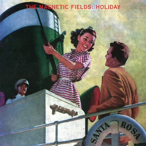 The Magnetic Fields - Holiday CD
