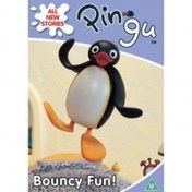 Pingu Bouncy Fun DVD