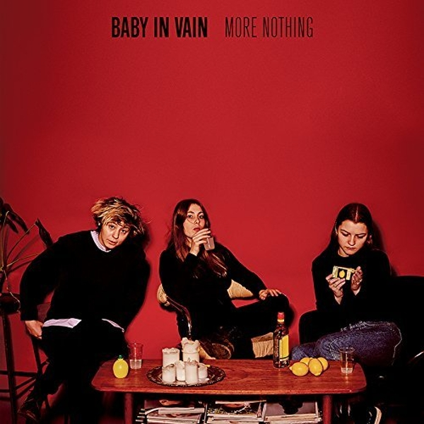 Baby In Vain - More Nothing Vinyl