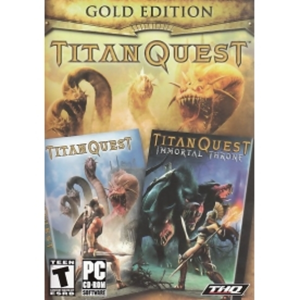 Titan Quest Gold Edition Game PC (#)