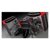 PS3 Gioteck VGA Mega Pack with Wireless Controller + HDMI and USB Cable and Triggers