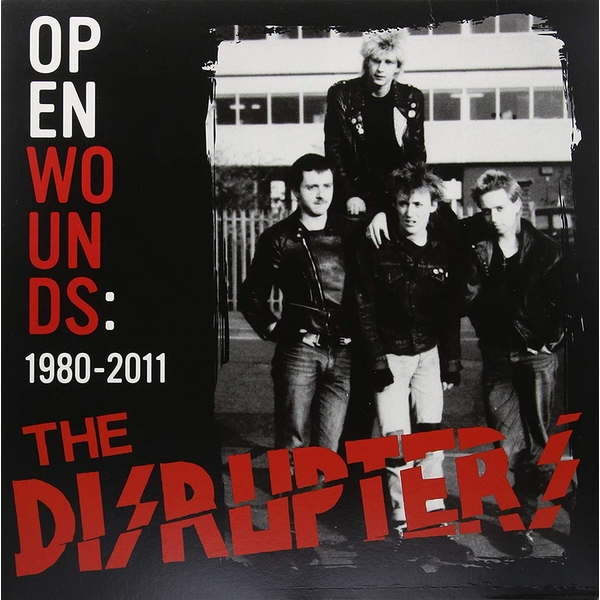 Disrupters - Open Wounds: 1980 - 2011 Vinyl