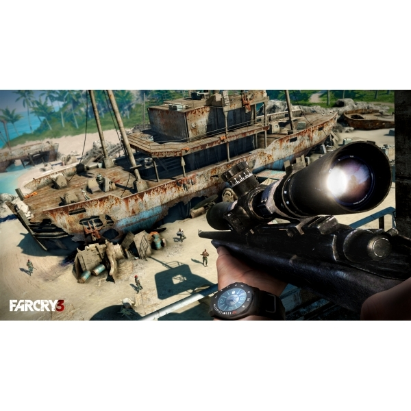 Far Cry 3 Game PS3 - Image 5