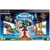 Skylanders Imaginators Starter Pack PS3 Game