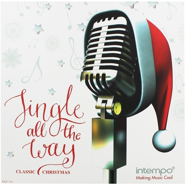 Intempo Jingle All The Way Christmas Vinyl