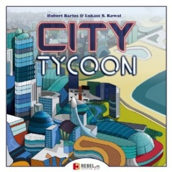 City Tycoon Board Game