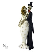 Til Death Do Us Part Skeleton Figure