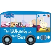 Peppa Pig: The Wheels on the Bus by Penguin Books Ltd (Board book, 2017)