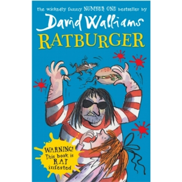 Ratburger by David Walliams (Paperback, 2014)