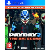 Payday 2 The Big Score PS4 Game