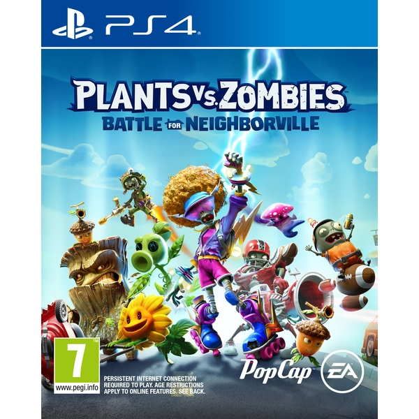 Plants Vs Zombies Battle For Neighborville PS4 Game - Image 1