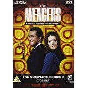 The Avengers - Series 5 DVD 7-Disc Set