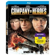 Company of Heroes Blu-ray + UV Copy