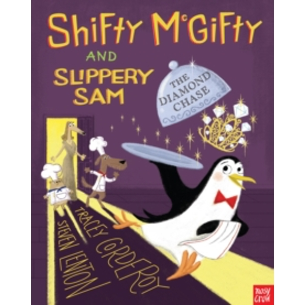 Shifty McGifty and Slippery Sam: The Diamond Chase (Paperback, 2016)