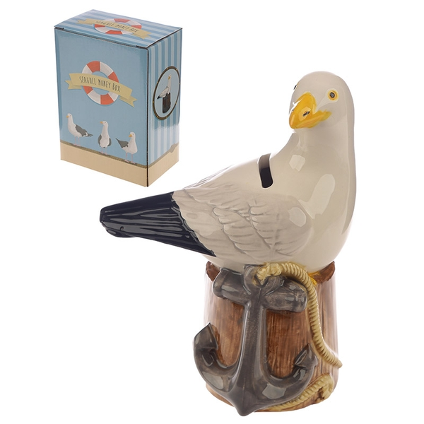 Seagull Shaped Money Box