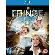 Fringe Season 3 Blu-ray
