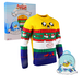 Adventure Time - Finn & Jake Unisex Christmas Jumper Medium - Image 3