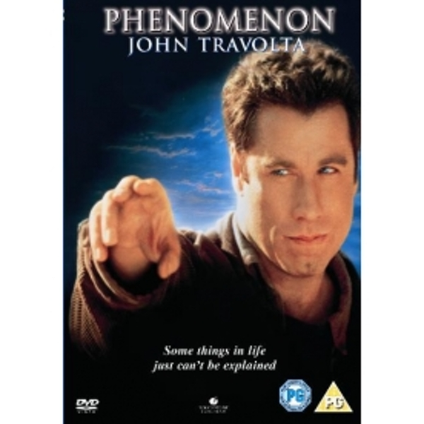 Phenomenon DVD