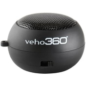 Veho 360 Rechargeable Pop-up Speaker 3.5mm AUX Jack