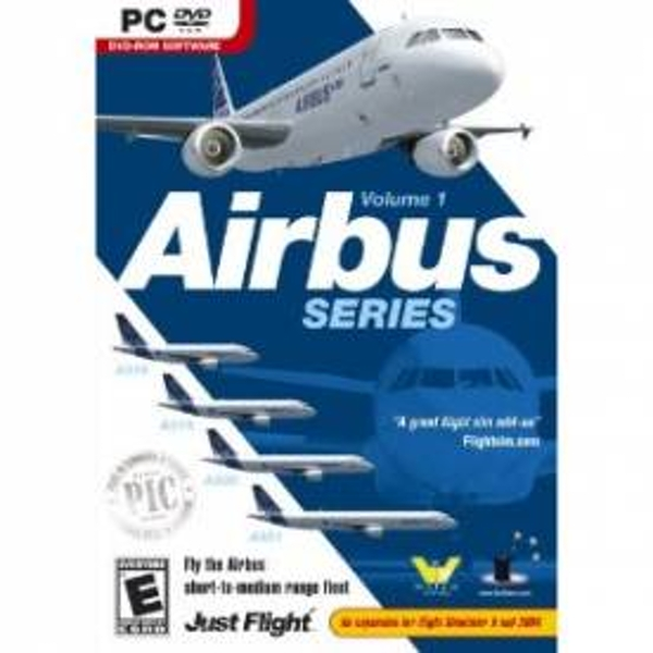 Airbus Series Volume 1 Expansion Pack Game PC