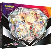 Pokemon TCG: Meowth VMAX Special Collection Box