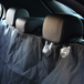 3 In 1 Car Back Seat Dog Pet Cover | Pukkr - Image 3
