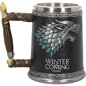 Winter is Coming Game of Thrones Tankard