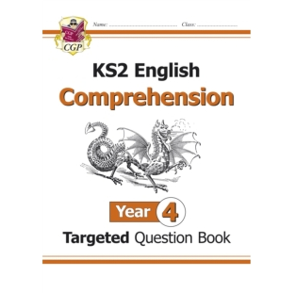 KS2 English Targeted Question Book : Comprehension Year 4